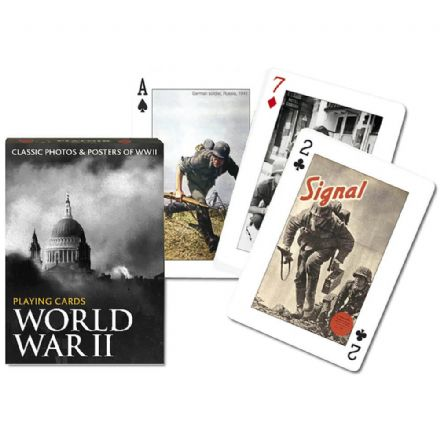 Piatnik World War II Playing Cards